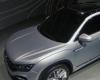 一汽大众首款轿跑SUV探岳X正式发布