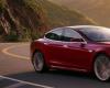特斯拉国产Model3新车新车外观造型与进口版基本一致