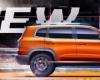 哈弗品牌内部代号B06的全新品类SUV公布了车型命名哈弗大狗