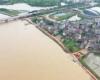 我国长江和太湖流域的形势依然严峻预计后期雨带将北抬