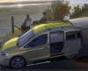 大众汽车在官方图片中确认了新款基于凯迪的MiniCamper