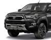 经过翻新的丰田Hilux将在激烈的竞争中蓬勃发展