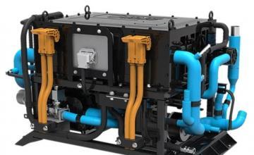 HYZON Motors的新型液冷燃料电池