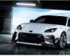 丰田展示了两种使用Gazoo赛车零件调整新GR86的方法