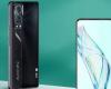 带屏下摄像头传感器的中兴Axon30智能手机在上市