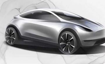 特斯拉已建成首款价值2.5万美元的紧凑型电动汽车原型