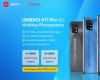 UMIDIGIA11ProMax智能手机售价139.99美元搭载索尼AI48MP相机