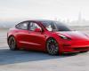 特斯拉展示Model3SR+5年拥有成本对比丰田凯美瑞
