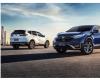 2023款本田CRV新展示更多车身