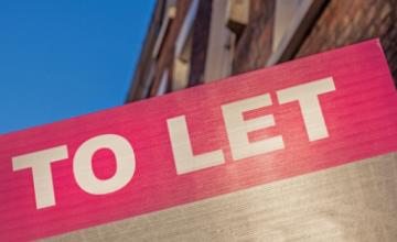 伦敦的优质租赁市场交易量增长了195%