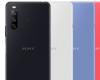 索尼Xperia10IIILite在默默推出售价46800日元