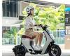 本田在推出超实惠的UBE电动滑板车